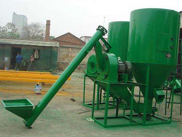 饲liao生产机械